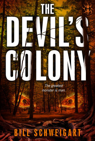 Devil's Colony Book Cover